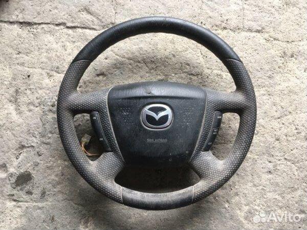 89026196331  Рулевое колесо Mazda Tribute EP 3.0 2000-2007