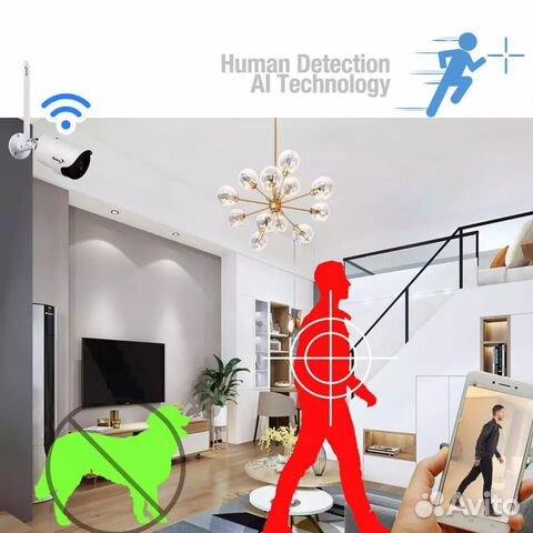 Видеонаблюдение Wifi IP 89605876883 купить 7