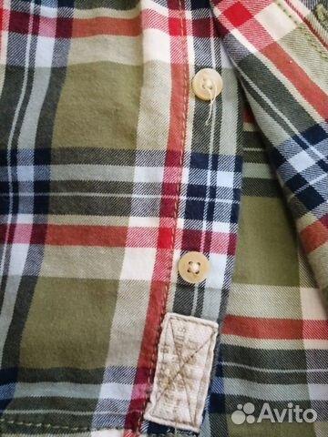 Рубашка размер 80 89050840404 купить 2