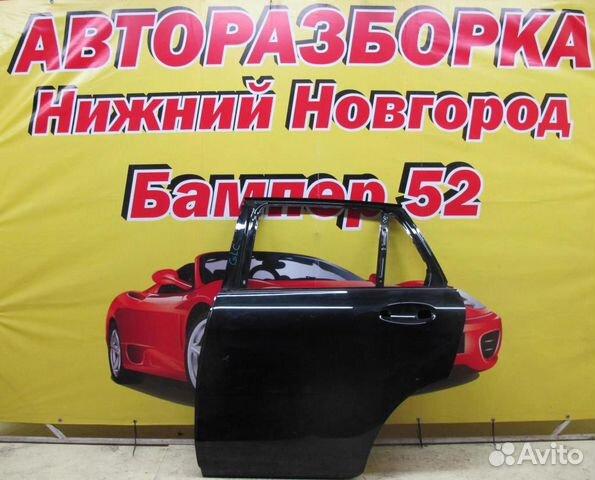 89524408730 Mercedes Benz GLC x253 2015- дверь задняя левая