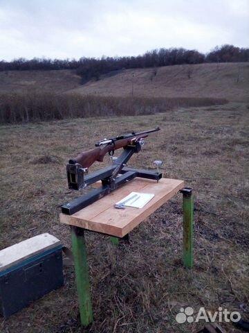 Комплекс для ухода за оружием и престрелки