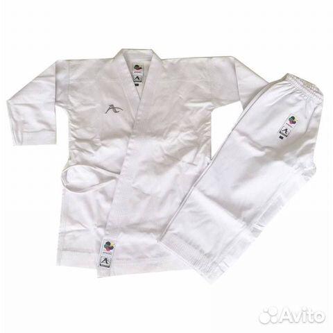 Новое Кимоно arawaza модель kumite delux (160 см) 89172290343 купить 1