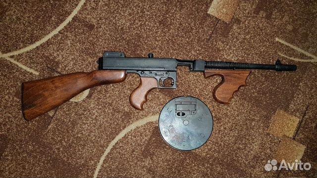 Продам пистолет-пулемет томпсона 89622857273 купить 3