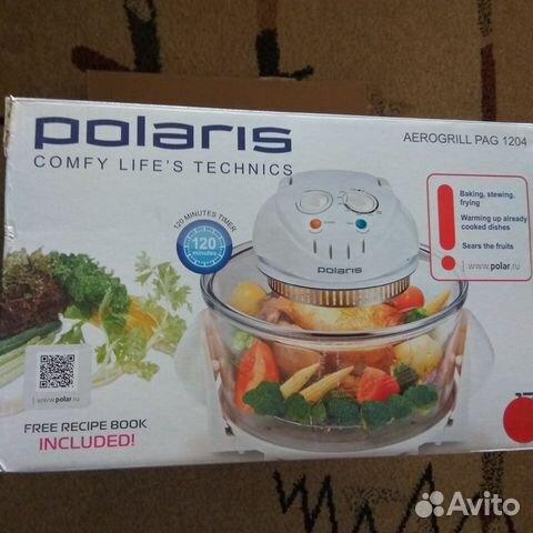 Аэрогриль Polaris pag 1204 новый 89996051934 купить 2