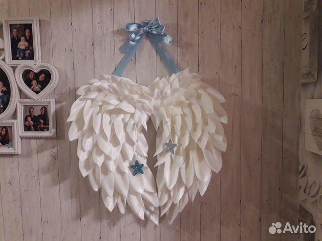 Декор Крылья ангела 89807041039 купить 1