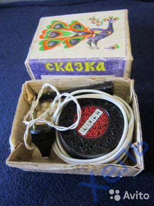 Выжигатель Сказка в коробке родной, СССР 1980 89326149151 купить 1