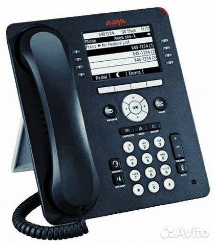 IP телефон Avaya 9608