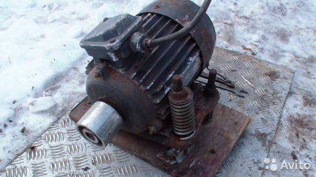 Электродвигатель асинхронный 89209964693 купить 2