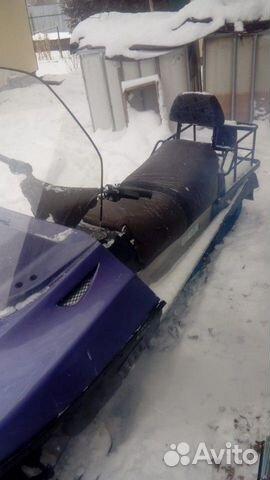 Продам снегоход рысь 440