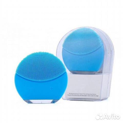 Щетка для чистки и spa-массажа лица foreo 89141215253 купить 3