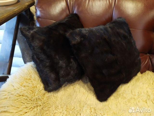 Подушки из натуральной норки  89058582994 купить 2