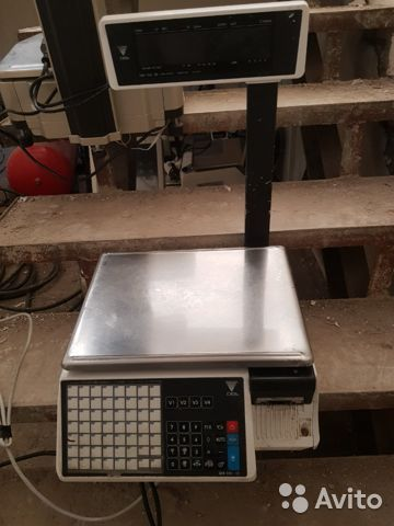 Весы Digi SM-100P