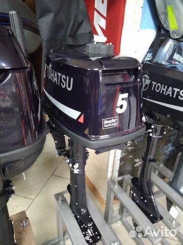 Tohatsu M 5 89050447861 купить 1