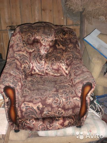 Кресла отдам в дар