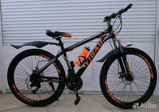 89527559801 Велосипед новый,21 скорость,дисковые тормоза