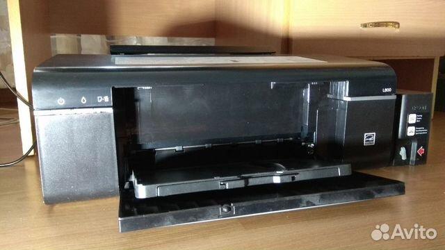 Принтер Epson stylus l800 89091790868 купить 2