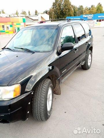 Ford Escape, 2001 89092646822 купить 1