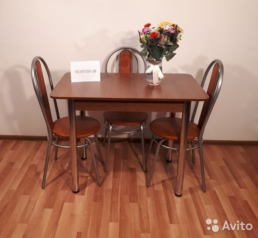 Стол обеденный 110х70 89850571152 купить 8