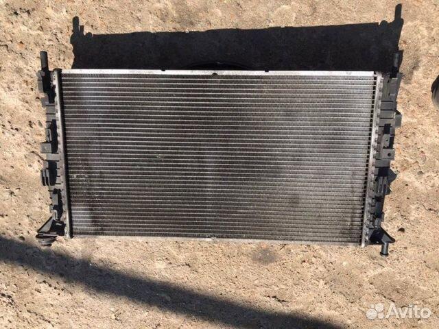 89307139175 Радиатор охлаждения Mazda 3 BK LF 2003 - 2009