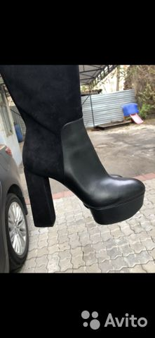 Boots Casadei Italy and jacket Karen Millen hearth buy 4