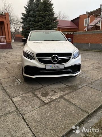 Mercedes-Benz GLE-класс AMG Coupe, 2016 89586151379 купить 1