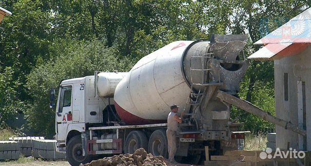 Купить бетон на авито саратов раствор керамзитобетона для стяжки