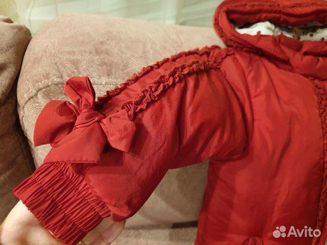 Курточка на девочку  89171138717 купить 2