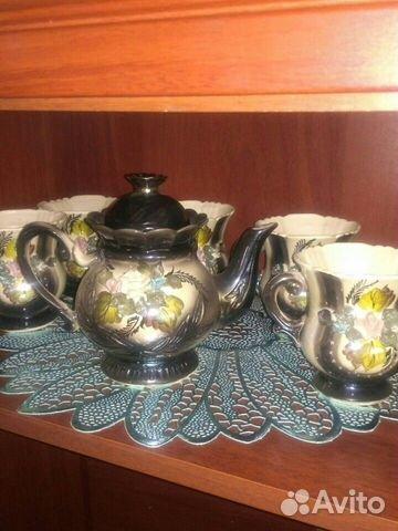Сервиз чайный  89101596963 купить 1