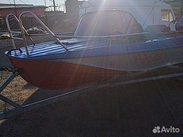 Моторная лодка купить 1