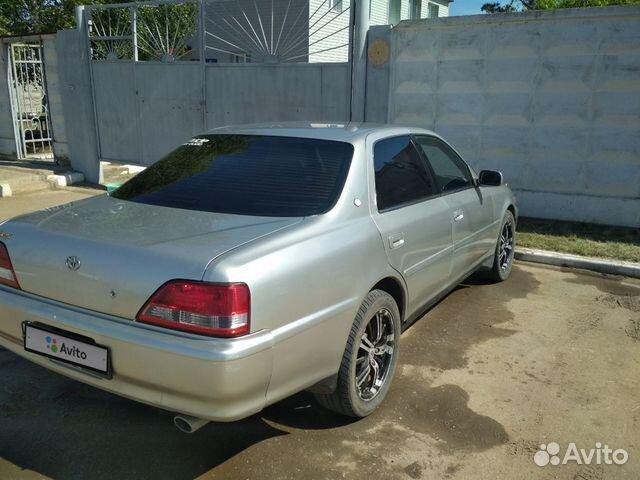 Toyota Cresta, 1997 купить 6