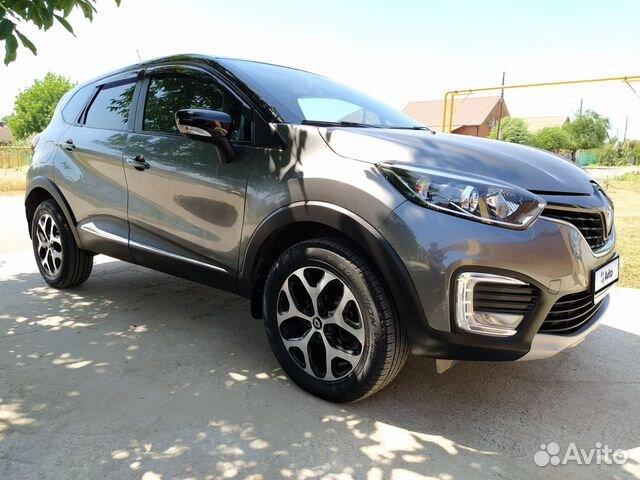 Renault Kaptur, 2017 купить 7