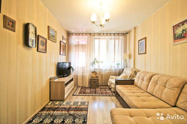 2-room apartment, 55.7 m2, 17/17 floor. buy 8
