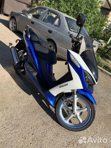 Макси скутер рейвер 150кубов