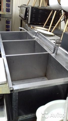 Ванна моечная 3-х секционная 89120081771 купить 1