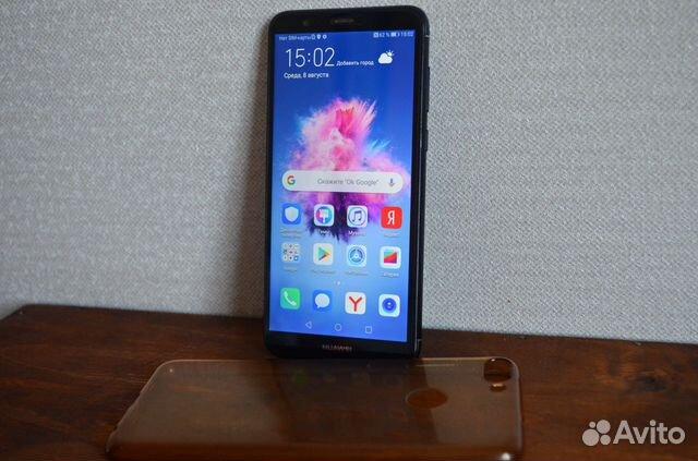 Huawei P Smart, 3/32, NFC