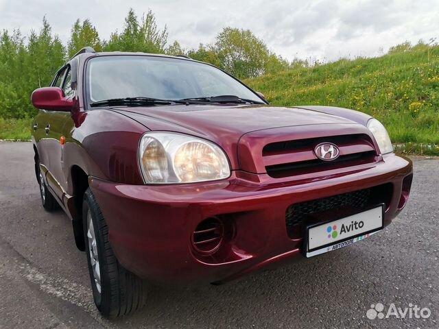 Hyundai Santa Fe, 2009 купить 9