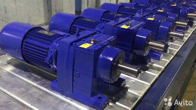 Мотор-редукторы цилиндрические серии R,RA  89601795042 купить 1