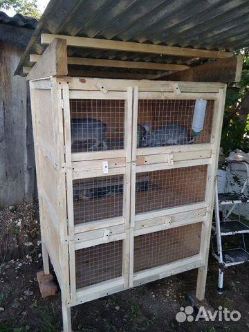 Клетка для кроликов  89200954267 купить 7