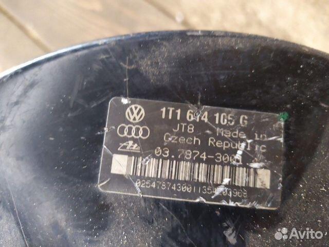 Вакуумный усилитель тормозов Volkswagen Touran  купить 3