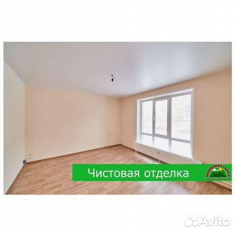 3-к квартира, 65.5 м², 1/11 эт.