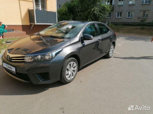 Toyota Corolla, 2014 купить 1