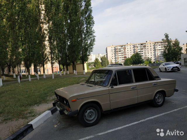 ВАЗ 2106, 1988  купить 4
