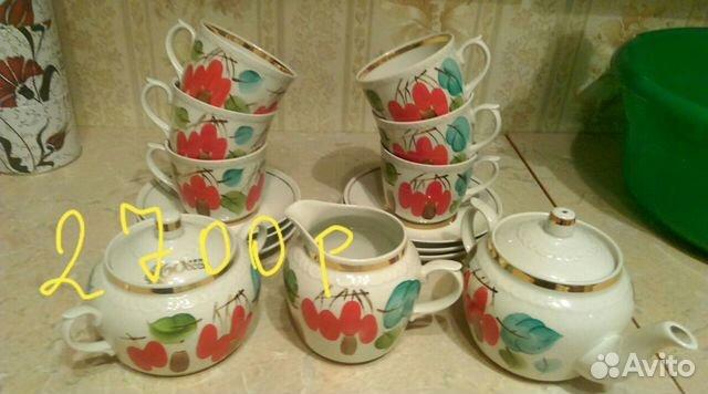 Сервиз чайный  89064888181 купить 4