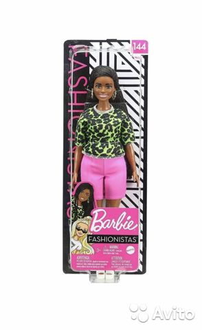 Barbie fashionistas 144  89518448707 купить 1