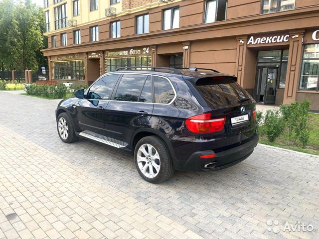 BMW X5, 2007  89054040409 купить 3