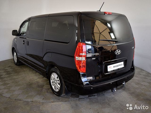 Hyundai H-1, 2016  88129216851 купить 3