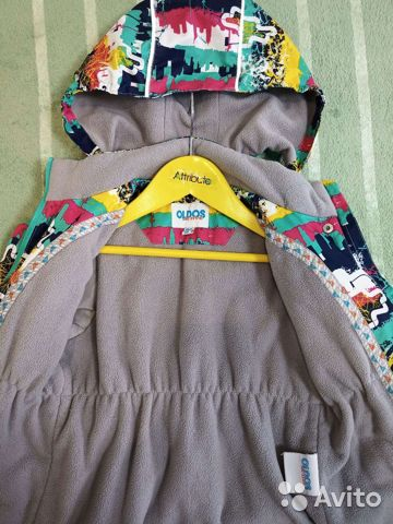 Куртка для девочки  89535457284 купить 6