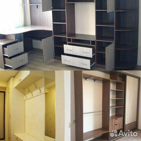 Корпусная мебель. Установка и доставка  89121639196 купить 1