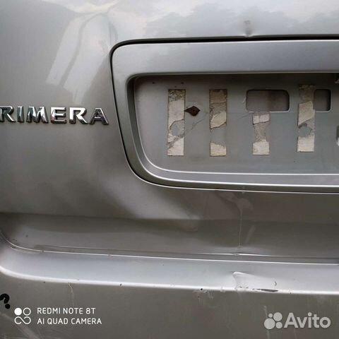Nissan Primera, 2003  89584736777 купить 9