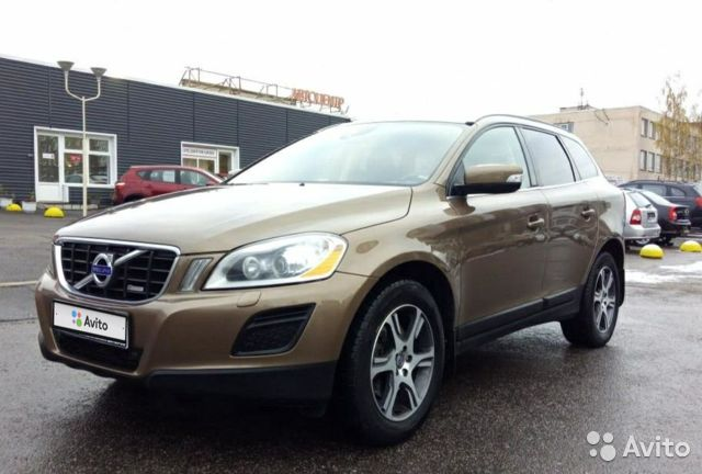 Volvo XC60, 2012  89062223441 купить 2